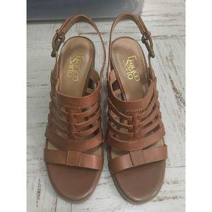 Thick Heel Sandals
